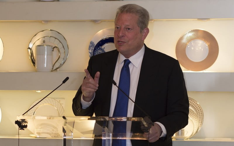 Climate Reality Project with Al Gore
