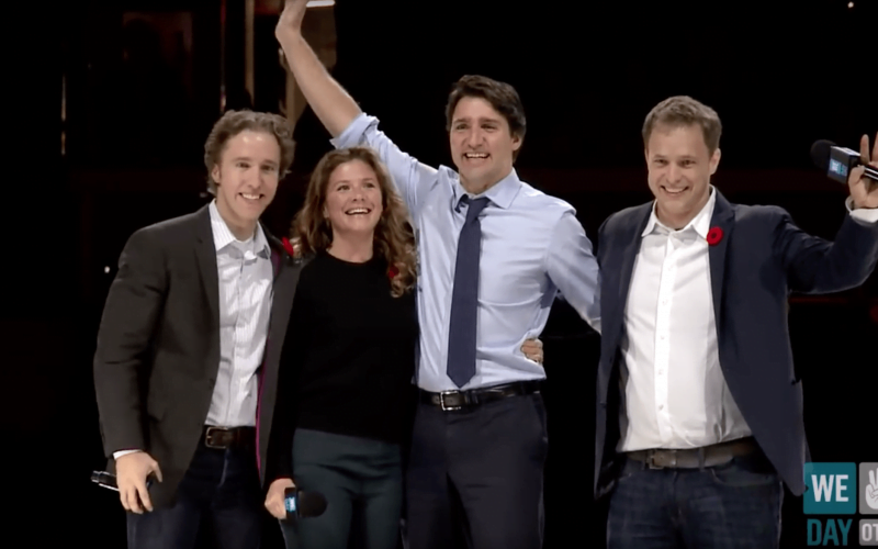 Trudeau WE Day