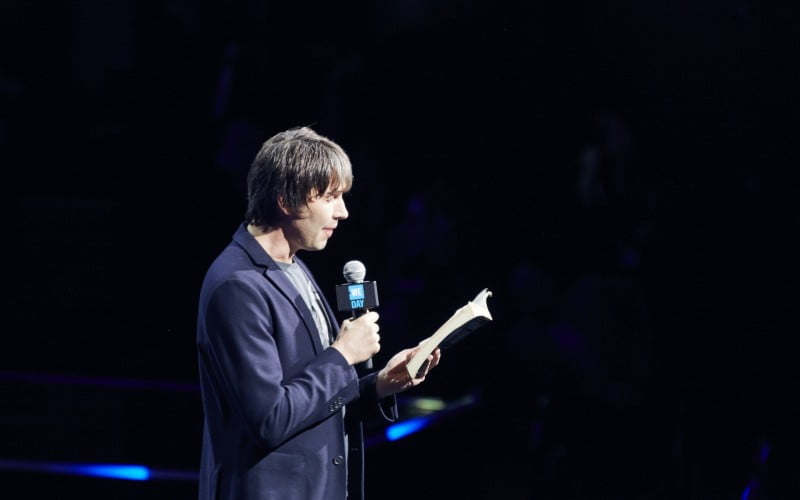 Prof. Brian Cox, WE Day UK 2016