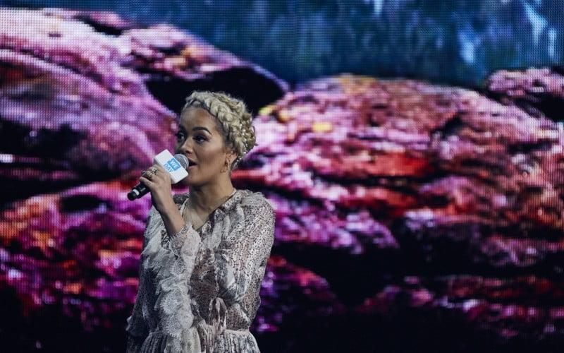 Rita Ora, WE Day UK 2016